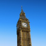 Work & Travel - Big Ben in London, England